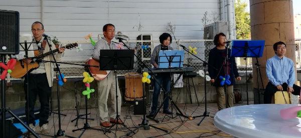 桜バンド1
