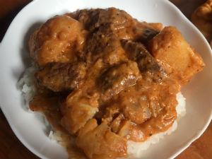 セネガル料理1